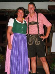 Annemarie + Léon
